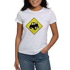 Tractor Crossing 1 Tee