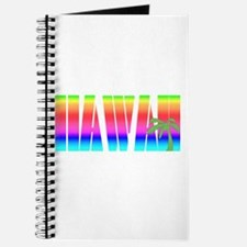 Hawaiian Sunset Journal