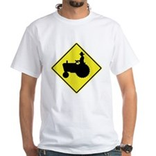 Tractor Crossing 2 Shirt