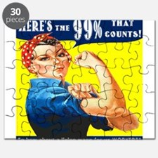 Heres the 99 Percent That Counts Puzzle