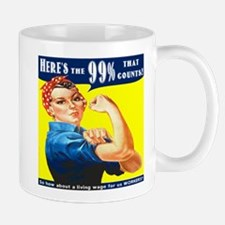 Heres the 99 Percent That Counts Mugs