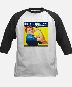 Heres the 99 Percent That Counts Baseball Jersey