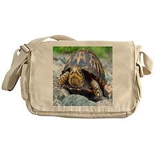 Turtle Messenger Bag