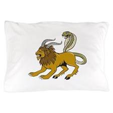 Chimera Attacking Side Cartoon Pillow Case
