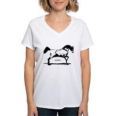 AFTM Arabian Stallion BW Shirt