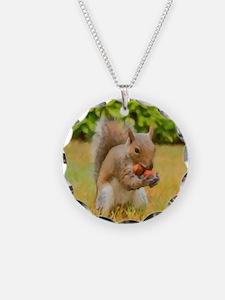 Squirrel Nuts Necklace