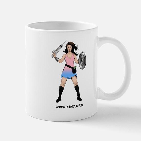 1in7InfertilityWarrior Mugs