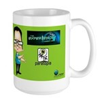 Jeremy Vaeni Large Mug Mugs