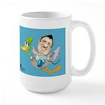 Jim Malliard Large Mug Mugs