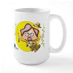 David Hatcher Childress Large Mug Mugs