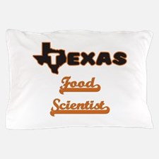 Texas Food Scientist Pillow Case