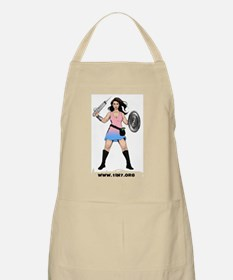 Infertility Warrior 1in7 Apron