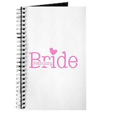 February Bride Journal