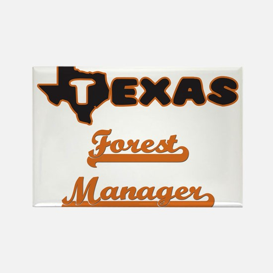Texas Forest Manager Magnets