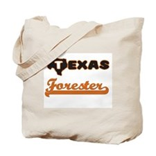 Texas Forester Tote Bag
