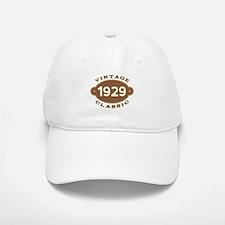 1929 Birth Year Birthday Baseball Baseball Cap