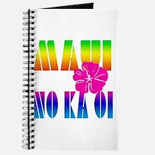 Maui No Ka Oi Journal