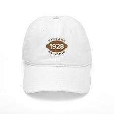 1928 Birth Year Birthday Baseball Cap