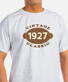 1927 Birth Year Birthday T-Shirt