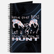GIRL DEER HUNTER Journal