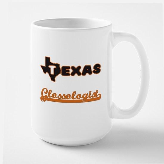 Texas Glossologist Mugs