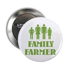 Family Farmer Button