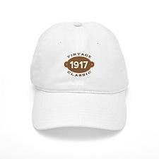 1917 Birth Year Birthday Cap