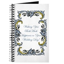 WEDDING AND BRIDAL SHOWERS Journal