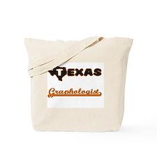 Texas Graphologist Tote Bag