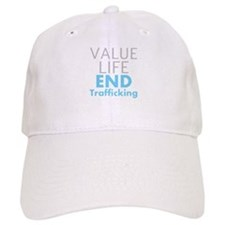 Value LIfe - End Trafficking Baseball Cap