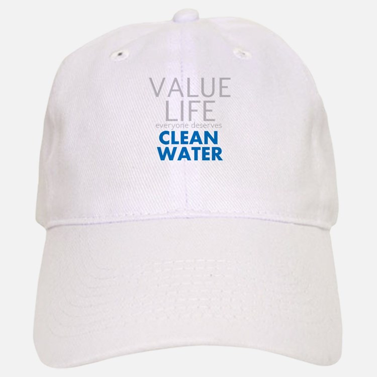 Value Life - Clean Water Hat