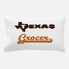 Texas Grocer Pillow Case
