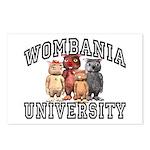 Wombania University Postcards (Package of 8)