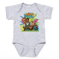 Jay's Jungle Baby Bodysuit