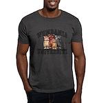 Wombania University T-Shirt Dark Colored