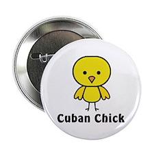 Cuban Chick Button
