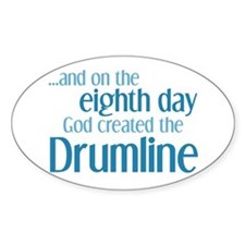 Unique Drumline Decal
