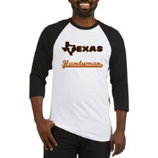 Texas Handyman Baseball Jersey