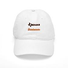 Texas Handyman Baseball Cap