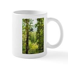 Funny Yosemite meadows Mug