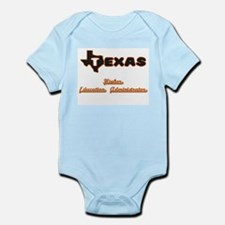 Texas Higher Education Administrator Body Suit