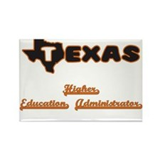 Texas Higher Education Administrator Magnets
