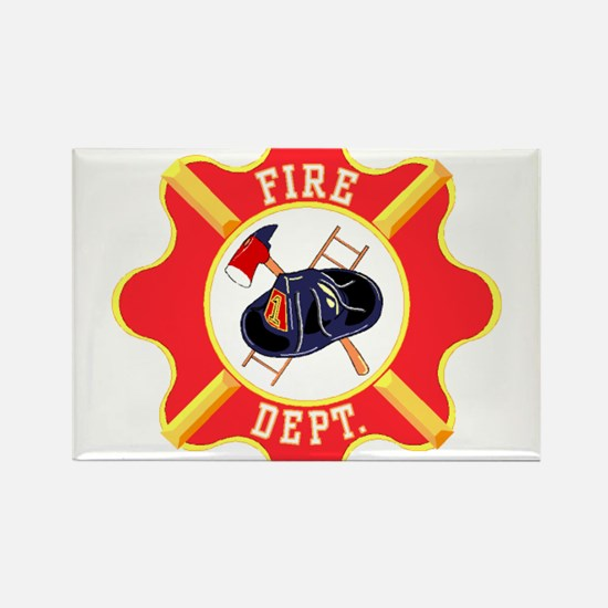 Fire Department Magnets