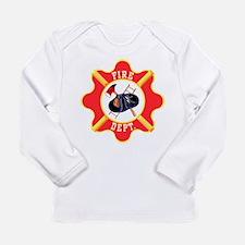 Fire Department Long Sleeve T-Shirt