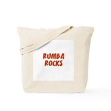 Rumba Rocks Tote Bag