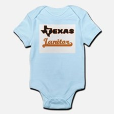 Texas Janitor Body Suit