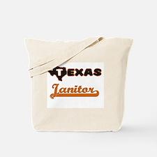 Texas Janitor Tote Bag