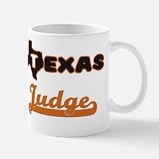 Texas Judge Mug