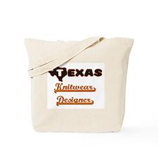 Texas Knitwear Designer Tote Bag