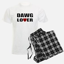 Bulldog lover Pajamas